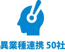 異業種連携50社