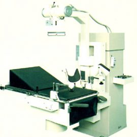 診断用X線泌尿器寝台